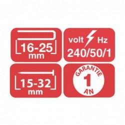 CONFORT-LINE CL-X NOIR 10M H05VV-F 3G1,0