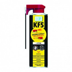 DEGRIPPANT LUBRIFIANT KF5 DOUBLE SPRAY 650ML