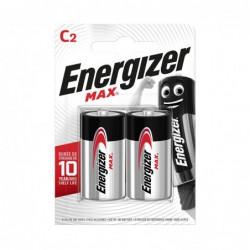PILE ALCALINE MAX ENERGIZER C LR14 1
