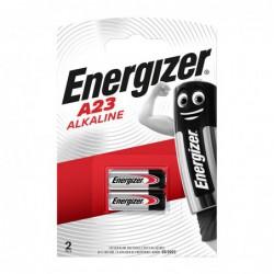 PILE TYPE A23 ENERGIZER (CARTE 2 PILES)