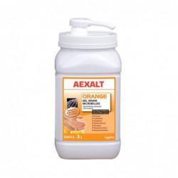 POMPE A POUSSER METAL 150ML + AGRAFE