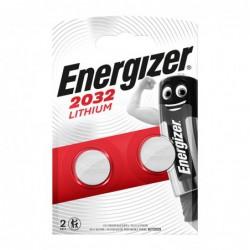 PILE TYPE 2032 ENERGIZER (CARTE 2 PILES)