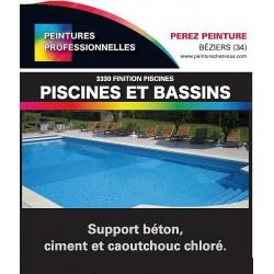 Peinture Piscine & Bassin -...