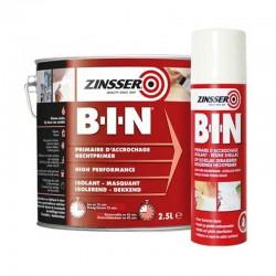 ZINSSER B-I-N
