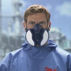 Demi-masque de protection 3M