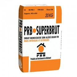 Enduit monocouche SUPERBRUT