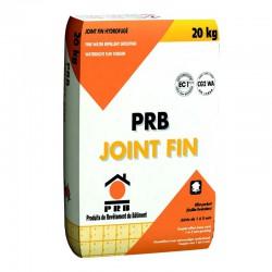 Joint fin hydrofugé